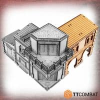 Modular Casa Arcata Iseppa | Streets of Venice | Black Star Games | UK